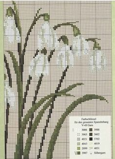 Fashion and Lifestyle Cross Stitch Borders, Cross Stitch Flowers, Cross Stitching, Cross Stitch Patterns, Hand Embroidery Designs, Embroidery Applique, Cross Stitch Embroidery, Embroidery Patterns, Le Point