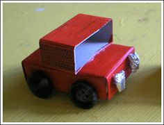 Image detail for -vehicles using this simple and very effective match box technique