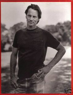 SAM SHEPARD, Photography by Bruce Weber ・サムシェパード Photography ブルースウェーバー