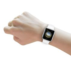 Sorry, teens of the millennial generation–your joyrides won't go unnoticed thanks to this smartwatch app.