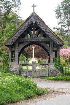 Midsomer Murders Locations - Harpsden, Oxfordshire