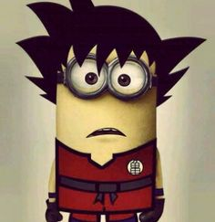 Dragon ball Z minion