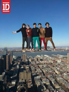 one direction rule the world
