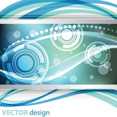 Futuristic Wheels & Lines Abstract Background - http://www.dawnbrushes.com/futuristic-wheels-lines-abstract-background/