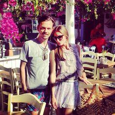 Olivia Palermo & Matthew Williamson   http://getthelookoliviapalermo.blogspot.com.es