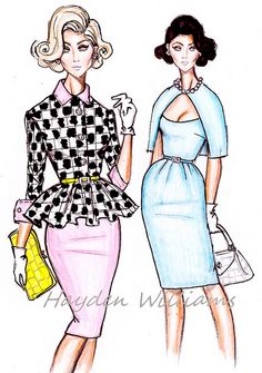 Stepford Wives by Hayden Williams
