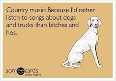 country music is love.