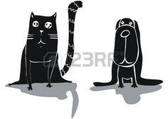 15795788-divertente-gatto-e-cane.jpg (450×321)