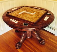 Amazing If You Have A Full Size Claw Foot Table, Why Would You Cutu2026