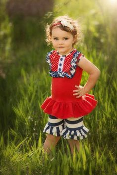 Persnickety Clothing - Double Ruffle Shorts in Navy summer 2013 Kids Boutique, Boutique Clothing, 4th Of July Outfits, Kids Outfits, Holiday Outfits, Persnickety Clothing, Kids Clothes Sale, Ruffle Shorts, Affordable Clothes