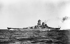 A True Monster: Japan's Yamato Was the Biggest Battleship Ever Built | The National Interest History, Yahoo, Boats, Historia, Ships, Boat, Ship