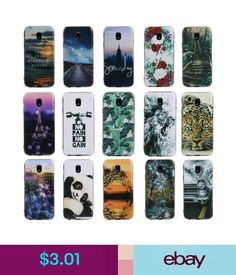 $1.31 - For Samsung Galaxy J3 J5 J7 Pro 2017 Shockproof Silicone Painted Case Cover #ebay #Electronics
