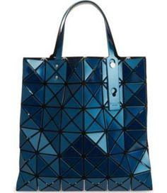 Bao Bao Issey Miyake Prism tote Blue