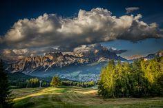 Pomagagnon Mountains - Cortina d'Ampezzo, Italy