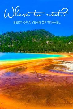 Travel inspiration - the best of our year of traveling 2016.
