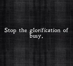 Stop being too busy to enjoy life. Family resolution for 2014!