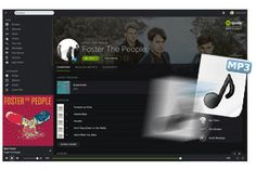 Extrahieren von MP3-Dateien von Spotify