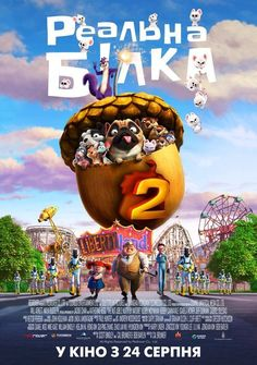 The Nut Job 2: Nutty by Nature 2017 full Movie HD Free Download DVDrip