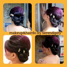 Hairdo (sanggul) etnic