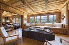 Luxury Chalet Villa rental Gstaad Switzerland GSTAAD-004 5