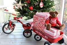 2013 Christmas Home Tour - Hymns and Verses