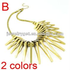 Aliexpress.com : Buy Vintage style Heavy Metal Pendant Necklace,Gold/Silver Chunky Choker Necklace, NL 1734 from Reliable Vintage style necklace suppliers on Well Done Fashion Jewelry Co.,Ltd. $13.33