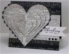 Hearts Design, How-To, from Dream in Color...