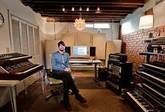 Tycho 's studio