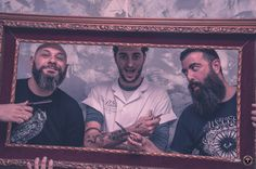 2 Smoking Barrels - Radio Show - Paul Fousteris (Paul's Barbershop) – 17.10.2015