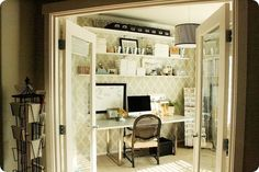 office by Letty Toujours