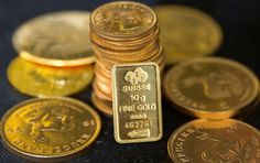 Gold prices rose to a high on Tuesday as concerns over a global economic slowdown spurred a safe-haven bid and were also supported by a weaker U. dollar, which fell on optimism for a breakthrough in U. Euro, Gold Futures, Commodity Futures, Gold Cost, Going For Gold, Gold Rate, Gold Bullion, Safe Haven, Stock Market