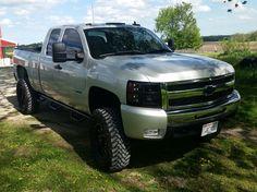 2012 Chevy Silverado, Chevy 2500hd, Chevy Silverado 1500, Lifted Chevy, Dodge Trucks, New Trucks, Lifted Trucks, Cool Trucks, Pickup Trucks