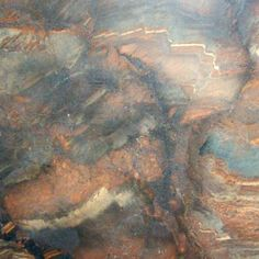 COPPER DUNE. Waves Of Brown And Coppery Red. Exotic Granite Color Available  At Knoxvilleu0027s