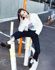 Kiko for Vogue Korea April 2015. Edited by Team Mizuhara