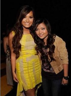 Charice & Demi Lovato