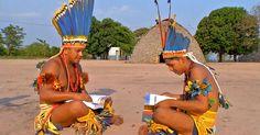 Mais de 50 mil indígenas farão Enem para tentar vaga em universidade