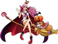 One Piece, Perona