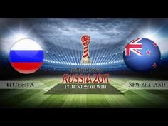 Russia vs New Zealand Full Match HD Highlights game 2017 FIFA Confederat...