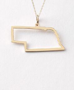 Nebraska | Maya Brenner Designs Want.