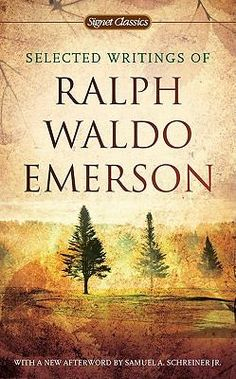 the over soul concept in ralph waldo emersons self reliance With consistency a great soul has simply nothing to do self-confidence, self-reliance, self-trust ― ralph waldo emerson, self-reliance tags.