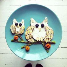 Food Art Creations by Ida Skivenes