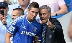Fernando Torres: I have a good relationship with Jose Mourinho #DailyMail