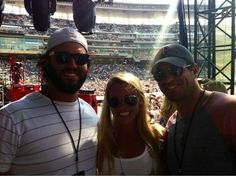 Brothers of the Summer - Ponder and Sullivan - at Target Field