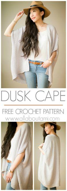 Crochet Shawls And Wraps, Crochet Scarves, Crochet Yarn, Crochet Clothes, Easy Crochet, Crochet Vests, Crochet Sweaters, Crochet Coaster, Doilies Crochet