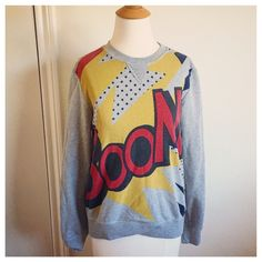 Phillip Lim BOOM Sweater Iconic :) worn several times by the original owner but not even once by me since I forgot I even had it. I do that a lot. Slightly faded, ever so slightly. 3.1 Phillip Lim for Target Sweaters Crew & Scoop Necks