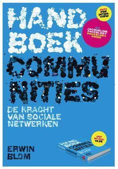 Handboek Communities door Erwin Blom over de kracht van sociale netwerken.