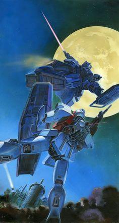 RX-79BD-1 Blue Destiny