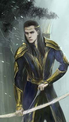 Egalmoth by 和弦而歌  Egalmoth was a Noldorin Elf of Gondolin. He survived the Fall of Gondolin, and fled to the Mouths of Sirion, and later died in the attack by the Sons of Fëanor. In The Book of Lost Tales and nowhere else, he is called the leader of the House of the Heavenly Arch. Alone of all the Noldor he uses a curved sword
