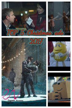 Top 5 Christmas ads 2017 #Christmas #spot #advertising #advert