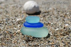 Tears of the sea...stacked.